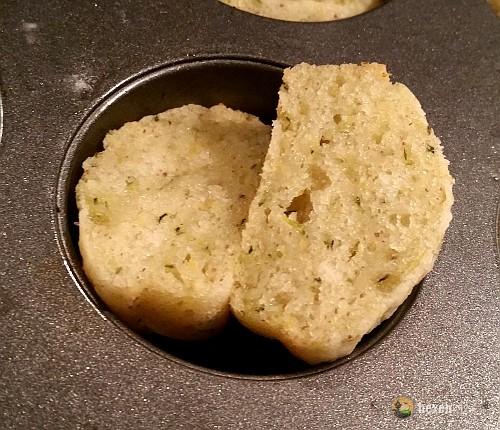Frische Zucchini Zitronen Muffins Glutenfrei Vegan Hexenlabor